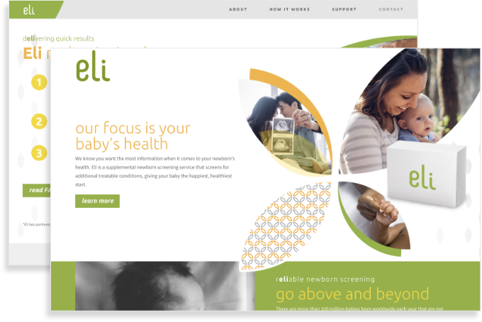 Population Health Management Platform for Customized Newborn Screening